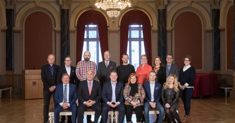 valtuustoryhmä Kokoomus Oulu